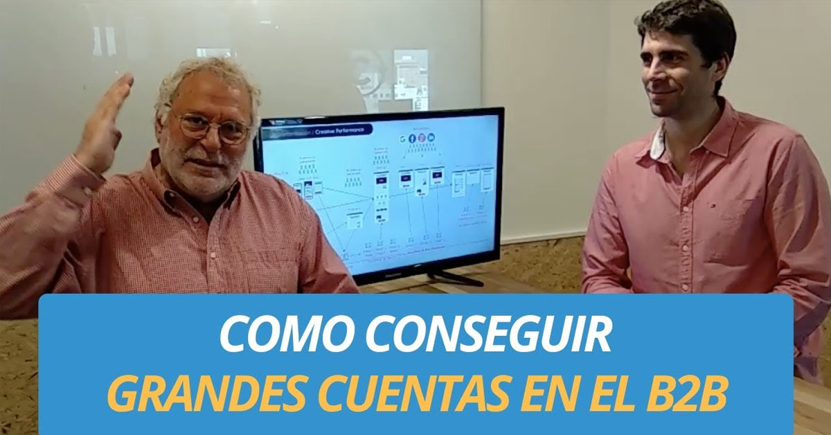 Aprende a Hacer «Account Based Marketing» para B2B